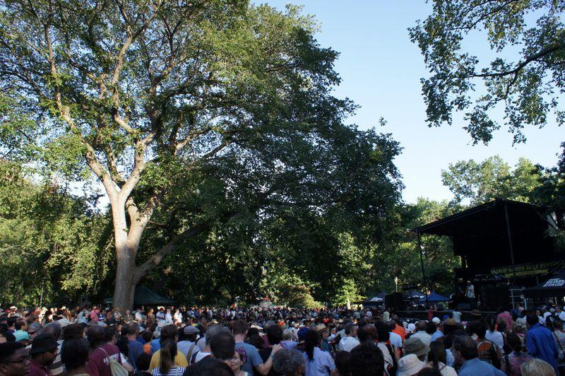 Charlier Parker Jazz Festival