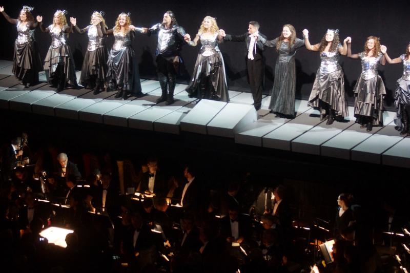 Met Opera Die Walküre - 32