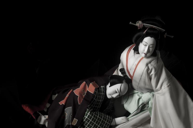 Sonezaki_Shinju-hatsu_toku042.final_copyright Hiroshi Sugimoto-Courtesy of Odawara Art Foundation