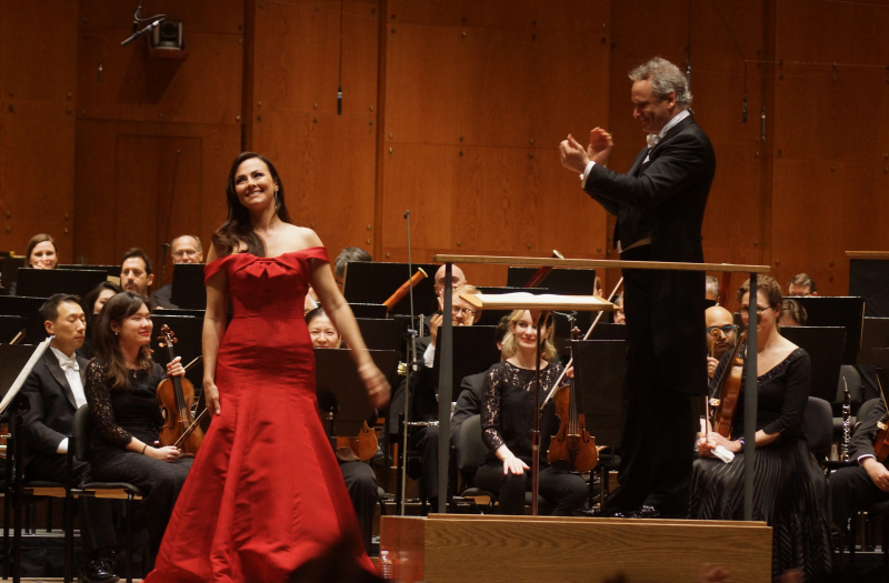 New York Philharmonic with Isabel Leonard and Louis Langrée
