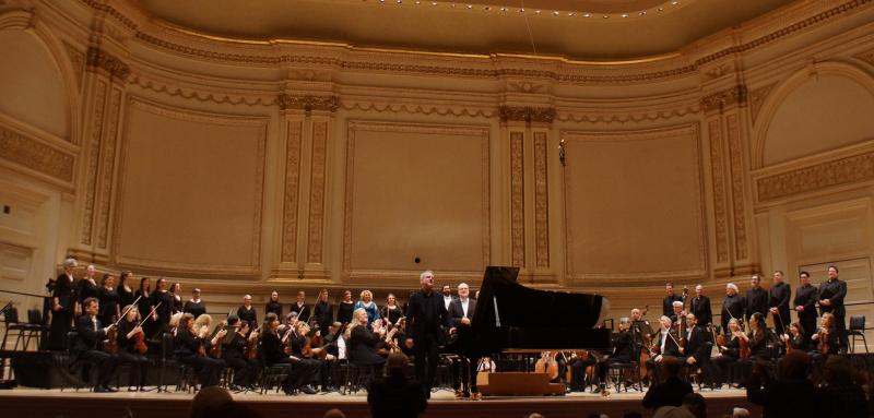 Jeremy Denk, Orchestra of St. Luke's
