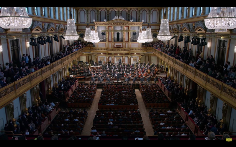 Musikverein, John Williams Vienna Philharmonic