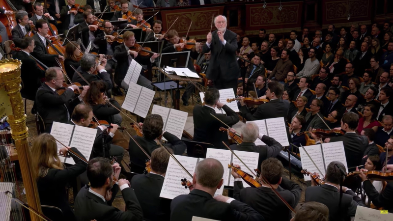 John Williams Vienna Philharmonic 1