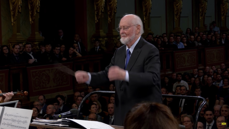 John Williams Vienna Philharmonic 3