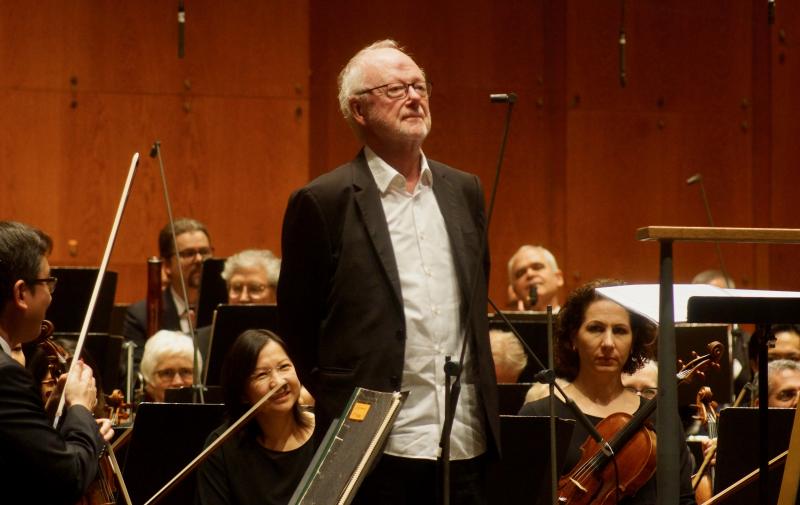 Louis Andriessen New York Philharmonic