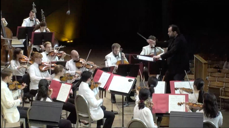 Andris Nelsons, TMC Orchestra, Tanglewood, 7/19/21