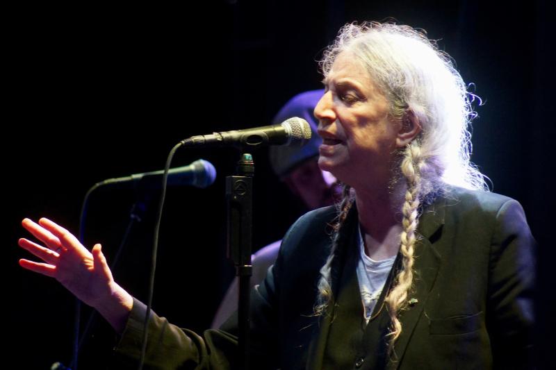 Patti Smith SummerStage 9.19.21