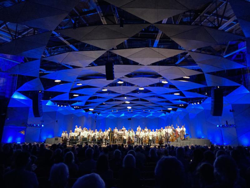 Boston Symphony Orchestra, Tanglewood, 7/17/21