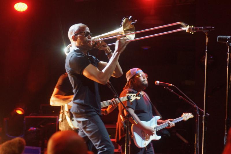 Trombone Shorty BRIC Celebrate Brooklyn 9.18.21